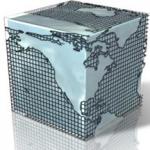 square globe
